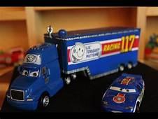 Mattel Disney Cars Custom Lil Torquey Pistons Hauler