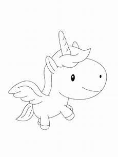 dessin facile dessin de licorne facile