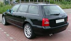 File Audi A4 B5 Avant Rear 20080517 Jpg Wikimedia Commons