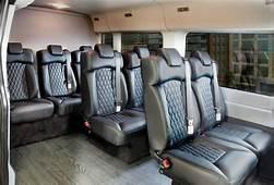 """2017 Ford Transit Van Includes • 19"""" Trieste Luxury Black"""