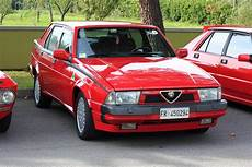 alfa romeo 75 turbo america alessio flickr