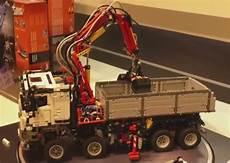 lego technic 42043 mercedes arocs by