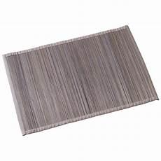 platzset grau essentials bamboo platzset grau 33x48cm