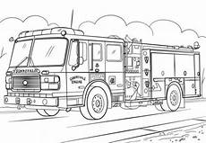 coloring pages for vehicles 16432 truck coloring page in emergency vehicle coloring pages firetruck coloring page truck