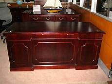 credenza for sale kimball presidential desk set for sale includes a
