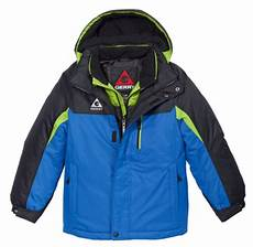 boys gerry 3 in 1 systems hooded jacket w beanie wind