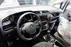 Volkswagen Touran R Line 2015 Look Sport Pour Le