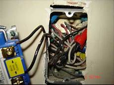 electrical wiring many wires youtube