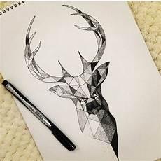 cerf dessin facile 1001 images du dessin g 233 om 233 trique magnifique pour vous