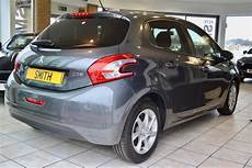 Used Shark Grey Peugeot 208 For Sale Gloucestershire
