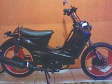 Modifikasi Motor Shogun 110 Kebo by Suzuki Shogun Kebo Modifikasi Thecitycyclist