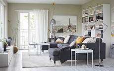 Ikea Kleines Wohnzimmer - an airy living room for the whole family ikea