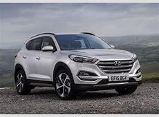 Hyundai Tucson Estate (2015   ) Photos   Parkers