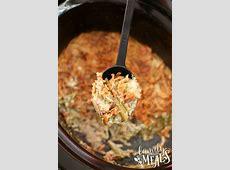 crock pot green bean casserole_image