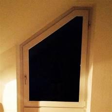 Verdunkelung Für Dreiecksfenster - schr 228 ges fenster abdunkeln gardinen rollo dachgeschoss