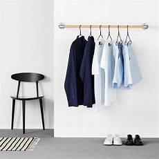 Rackbuddy Sebastian Wall Mounted Clothes Rail
