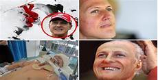 Quot Shock Quot Image Of Michael Schumacher Smuggled From