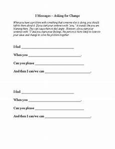 i message simple worksheet by the singing counselor tpt