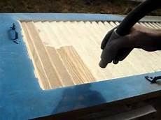 peinture or pour bois d 233 capage peinture sur volets persiennes