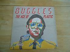 popsike com buggles the age of plastic lp album 1980