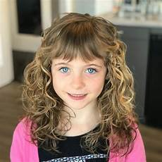 21 easy hairstyles for with curly hair little toddlers in 2019