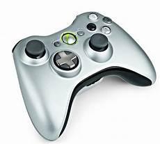 Manette Xbox 360 Sans Fil Grise X360 Accessoire