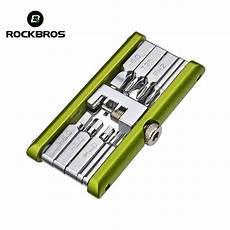 Rockbros Multi Function Bike Tools Mountain by Rockbros 14 In 1 Bicycle Repair Tool Bike Pocket Multi