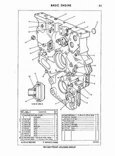 Photo 3208 Parts Manual Pagina 063 Cat 3208
