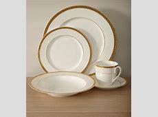 Bone China Gold Dinnerware Set   Inspired style, better living