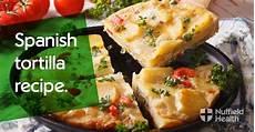 Spanische Tortilla Rezept - tortilla recipe nuffield health