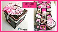 birthday gift for a best friend infinity box