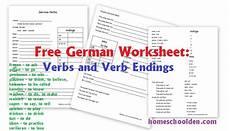 german worksheets verbs 19737 free german verb worksheet homeschool den