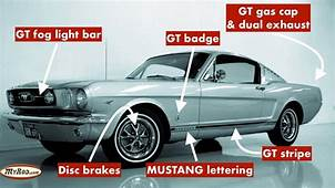 Mustang GT Verification 1965  1966 MyRodcom YouTube