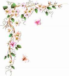bordure en fleur coins fleurs page 3