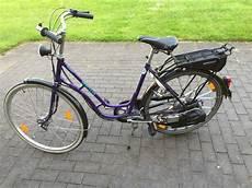 hercules saxonette fahrrad mit e starter hilfsmotor