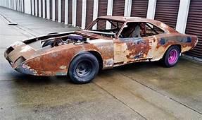 Tragic History 1969 Dodge Charger Daytona