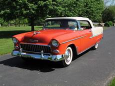 1955 Chevy Bel Air Convertible For Sale