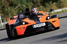 ktm x bow review autocar