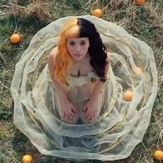 Melanie Martinez Wallpaper Orange Juice