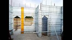 New Fastest Way To Build Concrete House