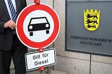Diesel Verbot 4 - diesel fahrverbote in stuttgart kommen ab jahresbeginn