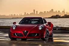 alfa romeo 4c gets minor changes for 2018 187 autoguide news