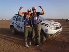 Dacia Duster Clinches Podium In Rallye Aicha Des Gazelles