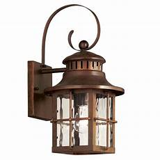 shop portfolio 16 3 8 in verde outdoor wall light at lowes com