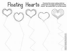 trace cut printables creative preschool resources