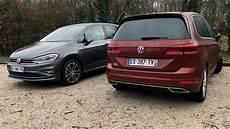 Volkswagen Golf Sportsvan La Golf Version Famille