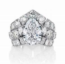 big engagement rings the sky s the limit with these incredible diamond engagement rings the