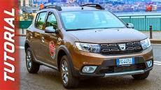 New Dacia Sandero Stepway 2017 Francesco Fontana Giusti