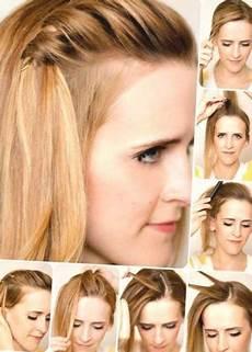 Festliche Frisuren F 252 R Schulterlange Haare