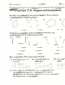 worksheets polygons and quadrilaterals 1025 polygons and quadrilaterals worksheet for 10th grade lesson planet